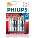 BATERIE PHILIPS 4+2