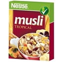 PŁATKI MUSLI TROPICAL 350G PACIFIC