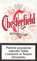 PAPIEROSY CHESTERFIELD RED KS BOX